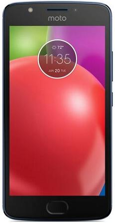 Motorola Moto E Dual SIM modrý