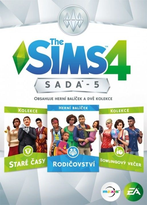 EA Games The Sims 4 Bundle5