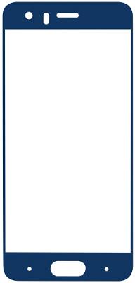 Qsklo skleněná fólie pro HONOR 9, modrá