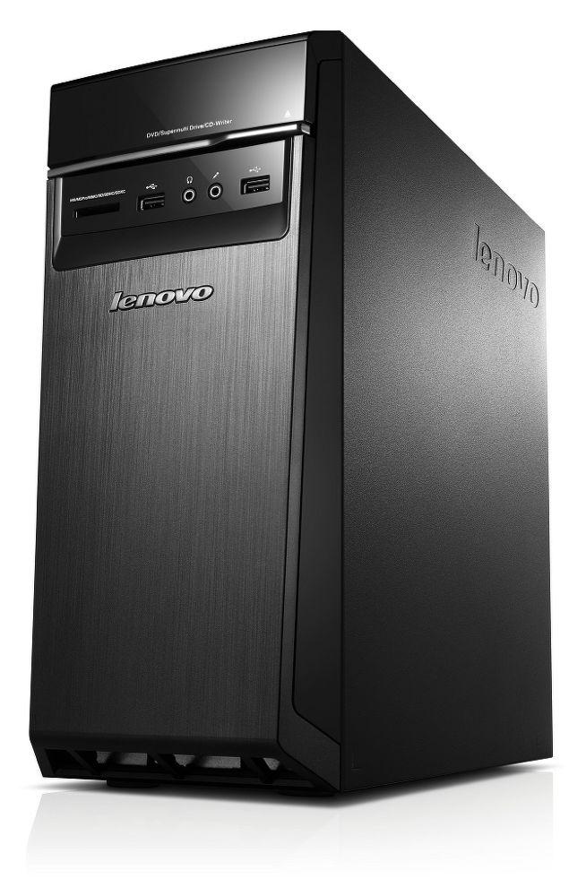 LENOVO IdeaCentre 300-20ISH Desktop i5-6400 W10, černý (90DA00AJCK) + dárek Speedlink Power Pack Starter Version zdarma