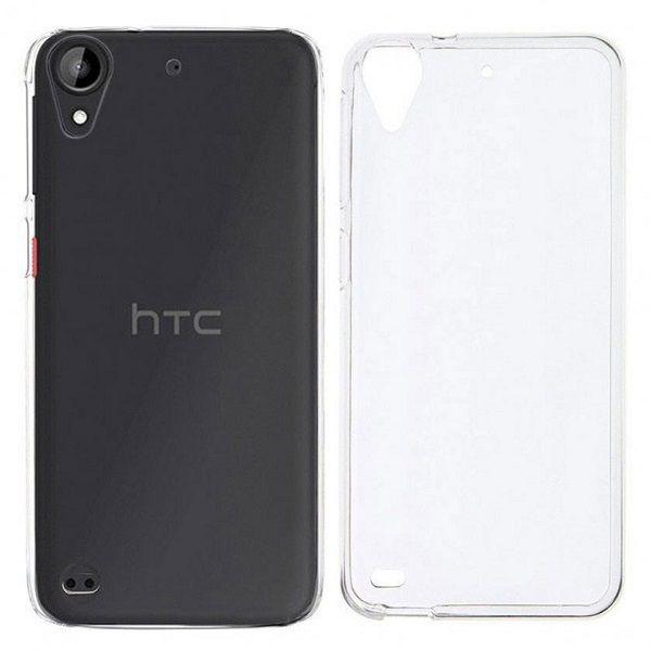 Winner TPU pouzdro pro HTC U Play, čiré