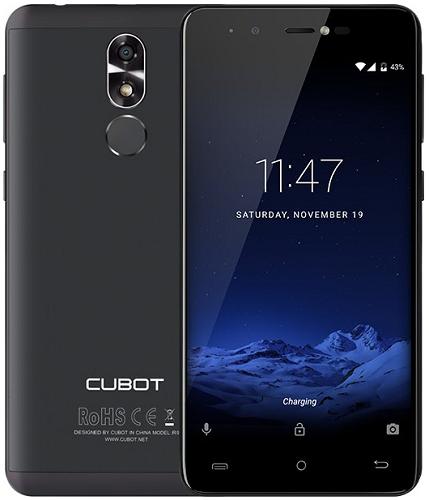 Cubot R9 Dual SIM černý