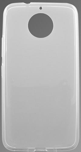 Mobilnet gumové pouzdro pro Moto G5s, průhledné