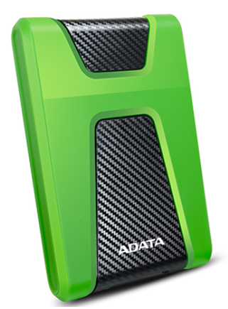 "A-DATA HD650X 2,5"" 2TB USB 3.0 zelený"