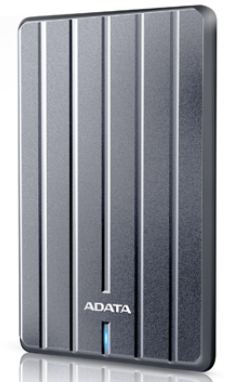 "A-DATA HC660 2,5"" 2TB USB 3.0 titanová"