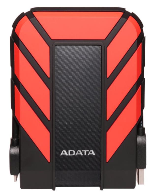 """A-DATA HD710 PRO 2.5"""" 3TB USB 3.1 červený"""
