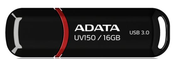 A-DATA UV150 16GB USB 3.0 černý
