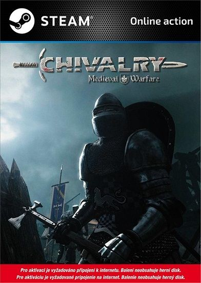 Chivalry: Medieval Warfare - PC hra