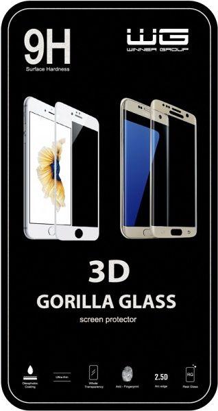 Winner tvrzené sklo pro Xiaomi RedMi Note 4, černá