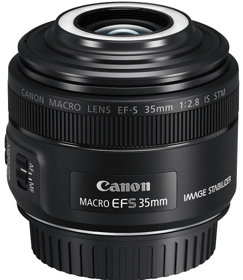 Canon EF-S 35mm f/2,8 IS STM
