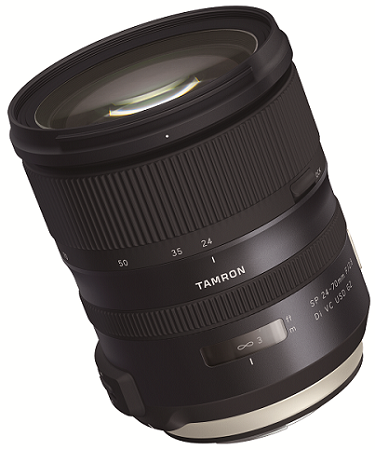 Tamron SP 24-70mm f/2.8 Di VC USD G2 pro Nikon