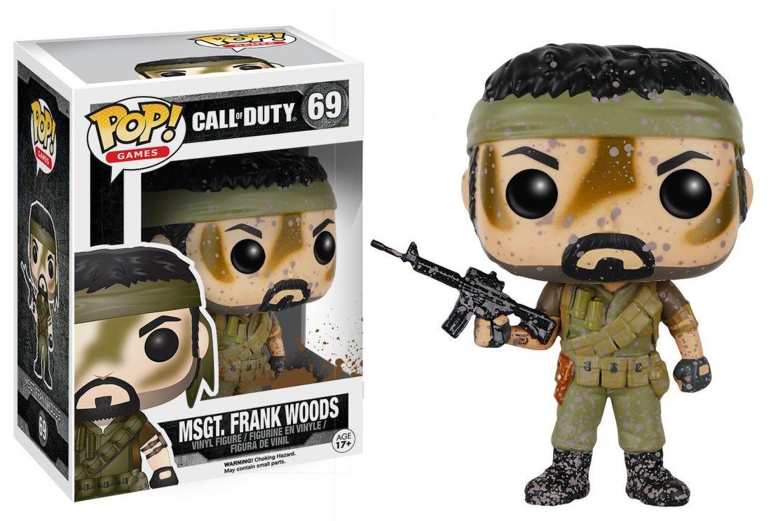 Funko Pop! Frank Woods