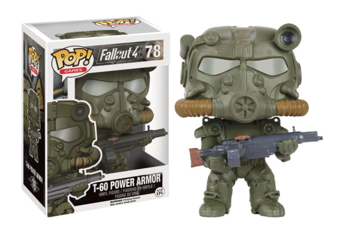 Funko Pop! T-60 Power Armor figurka