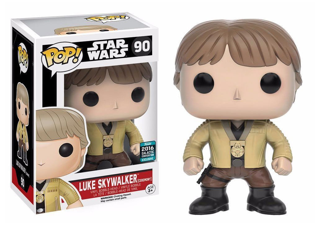 Funko Pop! Luke Skywalker figurka