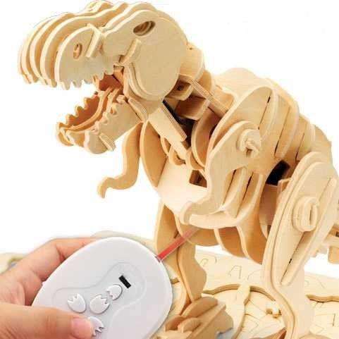 Rokr T-rex velký 3D puzzle