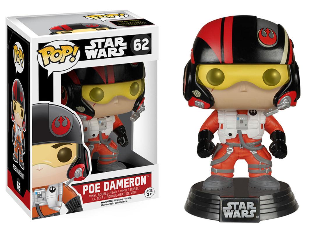 Funko Pop! Poe Dameron figurka