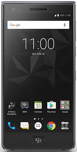 BlackBerry Motion šedý