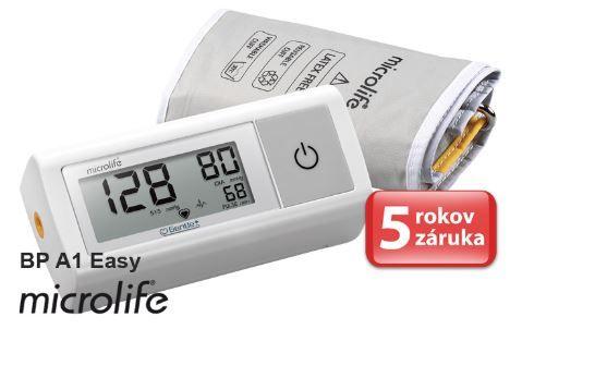 MICROLIFE BP A1 Easy, plně automatický tlakoměr