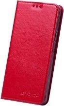 RedPoint Slim knížkové pouzdro pro Nokia 6, červená