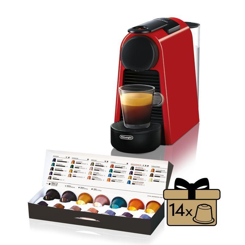 Nespresso De'Longhi Essenza Mini EN85.R Solo