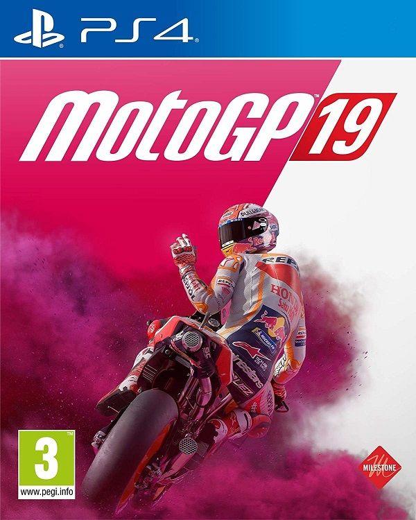 Milestone PS4 MotoGP 19