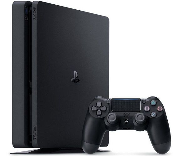 Sony PlayStation 4 Slim 500GB PS719940104 černá