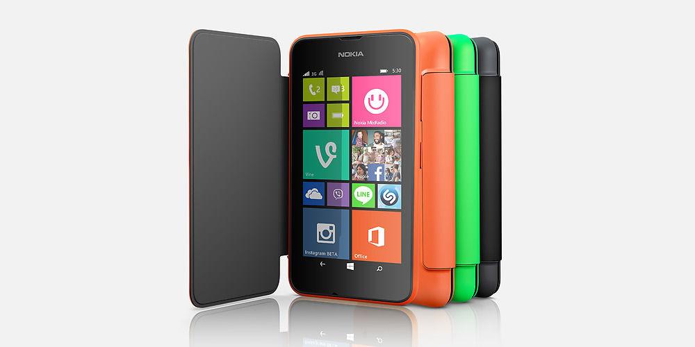 Nokia flipové pouzdro CC-3087 pro Lumia 530