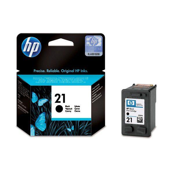 HP C9351AE No.21 black - inkoustová náplň
