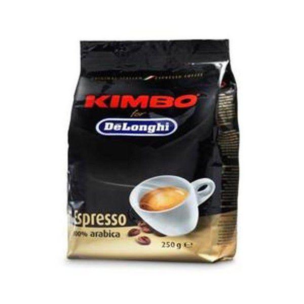 DéLonghi Kimbo Arabica zrnková káva (250g)