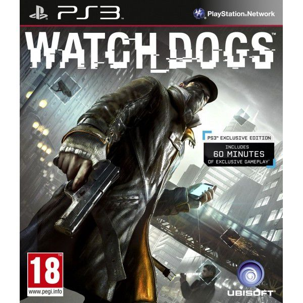 Watch Dogs - hra pro PS3