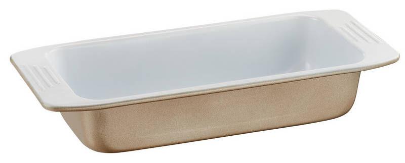 TEFAL J0765374 EasyGrip - forma na biskupský chlebíček 25 x 12cm keramická