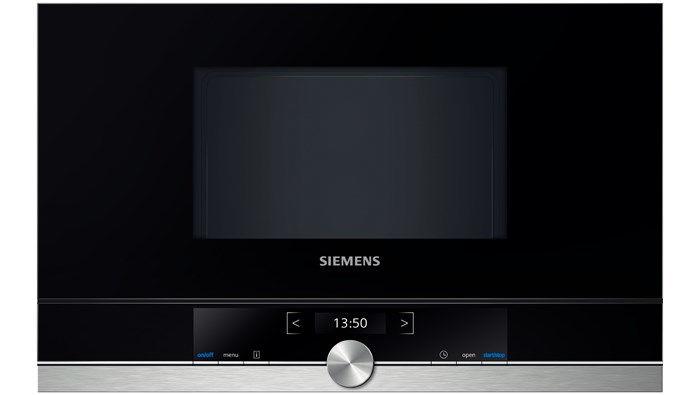 Siemens BF634RGS1, vestavěná mikrovlnná trouba