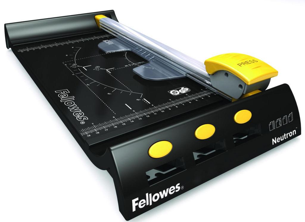 Fellowes Neutron A4 5410001 - kotoučová řezačka