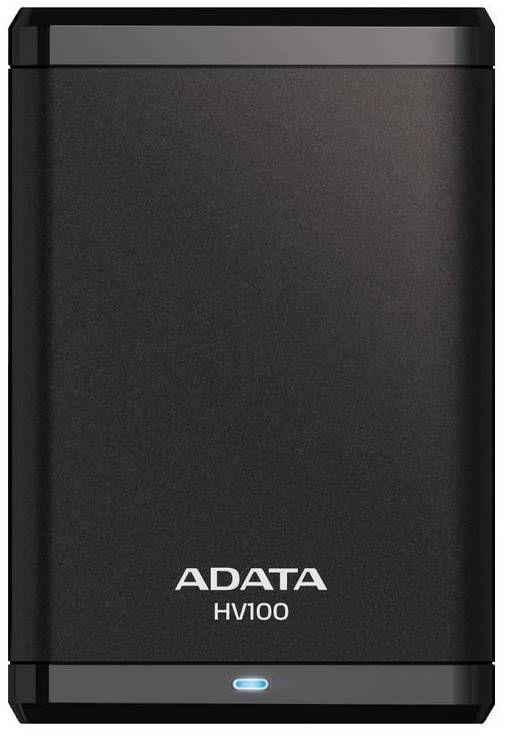 A-Data HV100, AHV100-2TU3-CBK (černý) - externí disk