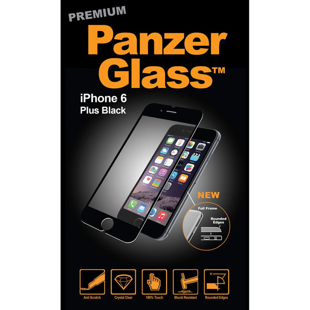 Panzerglass Premium iPh 6/6s Plus (černá)