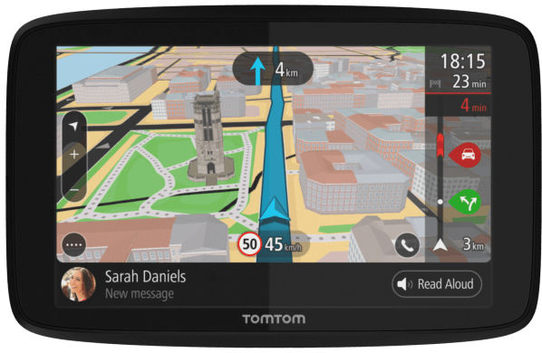 TomTom GO 620 World Lifetime