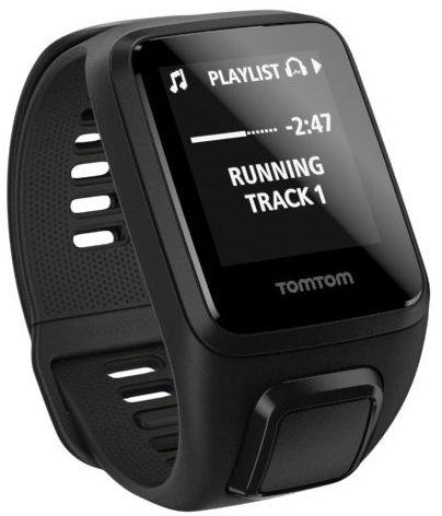 TomTom Spark 3 S Cardio+Music (černé)