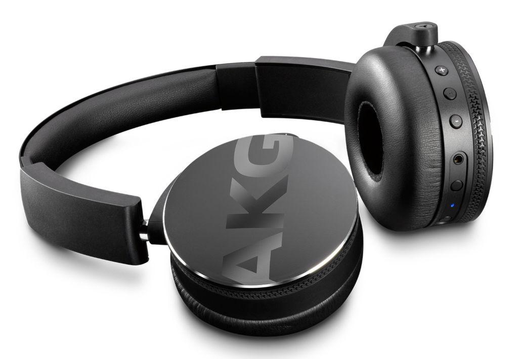 AKG Y50BT (černá)