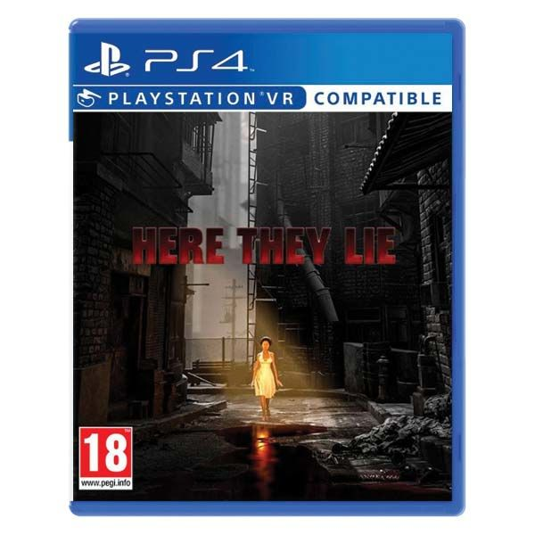 Here They Lie - PS4 VR