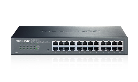 TP-LINK TL-SG1024DE 24-Port Gbit Switch