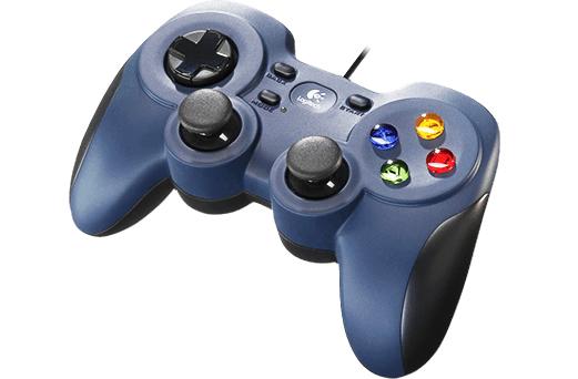 LOGITECH Gamepad F310, 940-000135