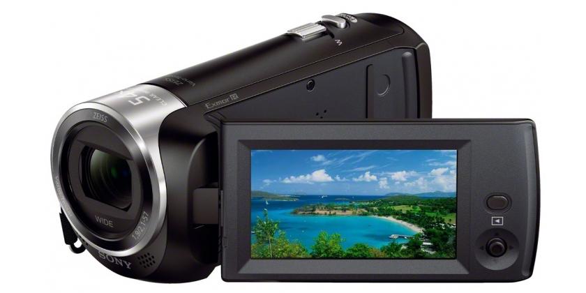 Sony HDR-CX240 (černá)