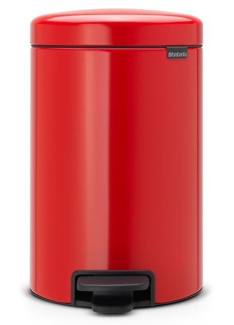Brabantia 112003 NewIcon červený (12L)