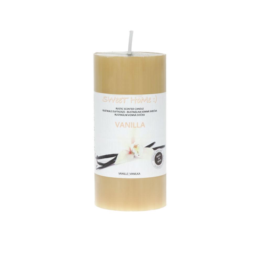 Sweet Home Vanilka aromatická svíčka (220g)