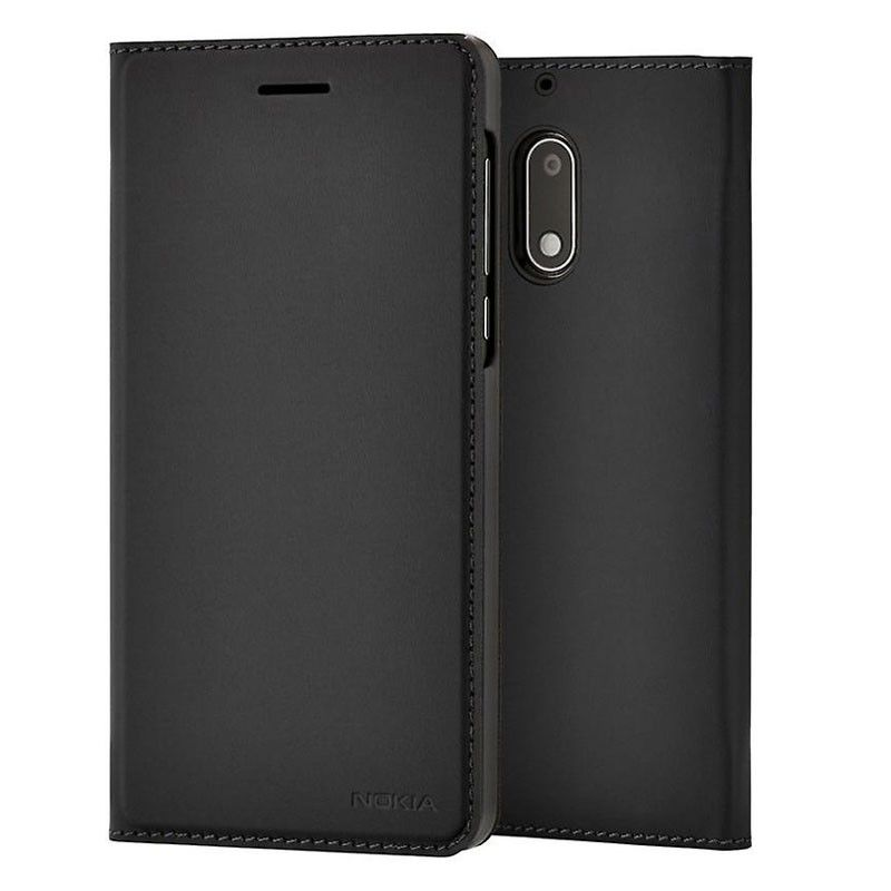 Nokia Slim knížkové pouzdro pro Nokia 5, černá