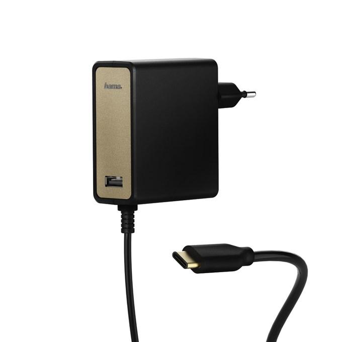 Hama 54184 5-20V/60W USB-C adaptér