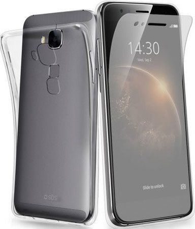 SBS Areo pouzdro pro Huawei GX8, transparentní