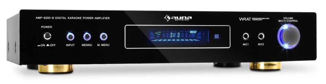 Auna AMP-9200 černý