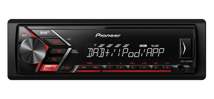 Pioneer MVH- S200DAB