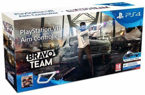 Bravo Team + Aim Controller - PS4 VR